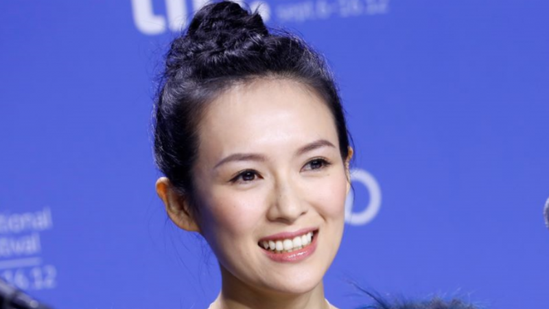 不顧父母反對嫁汪峰 章子怡追愛故事登BBC
