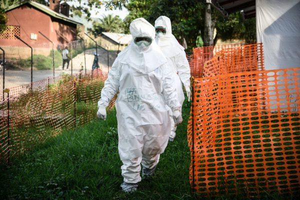 非洲刚果证实 该国再次出现伊波拉病毒