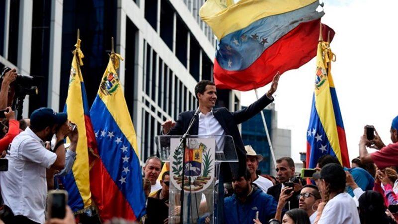 准备委内瑞拉政权更换 美讨论紧急经济援助