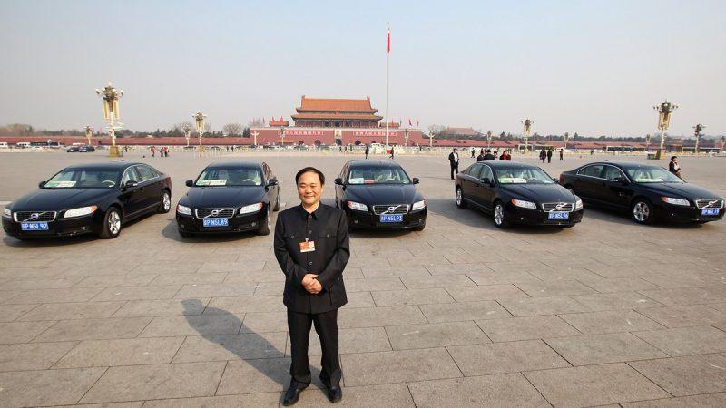 妻子是習近平妻妹?中國汽車大亨四字回應