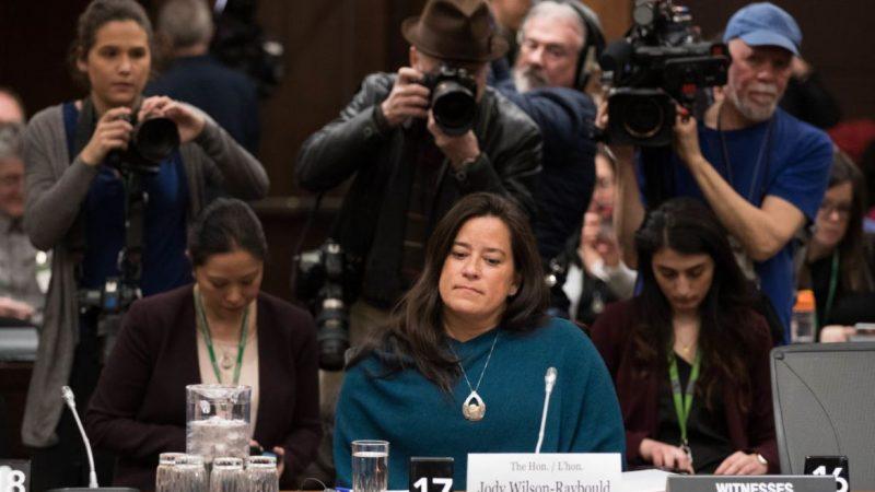 加拿大前司法部長指證總理杜魯多干涉司法