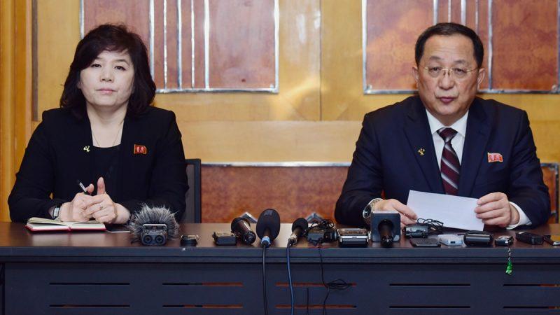 朝鮮連夜開會口氣變軟:只求解除部分制裁
