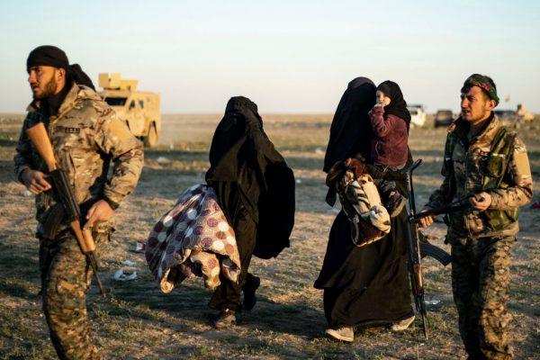 敘利亞部隊撤光平民 對IS發動最終一波攻擊(視頻)