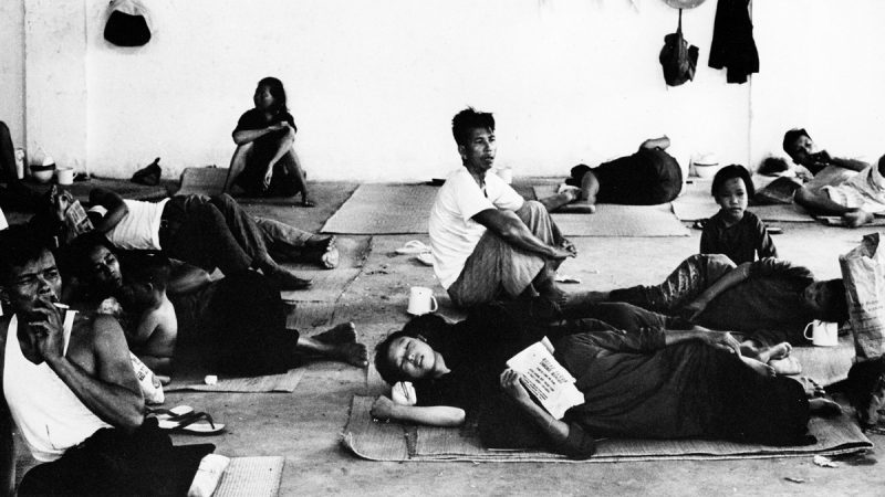 大饥荒60周年 一张血腥合照震惊全世界(慎入)