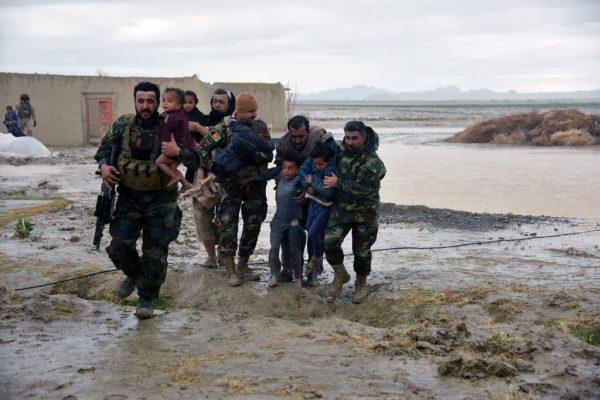 阿富汗南部豪雨成災 上千住宅毀損至少20死10失蹤