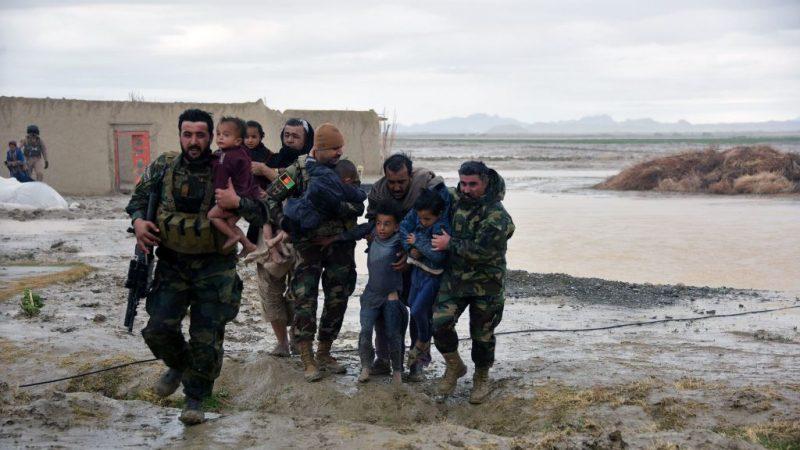 阿富汗南部豪雨成灾 上千住宅毁损至少20死10失踪