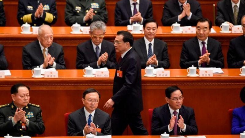 李克強「落選」人大主席團  港媒揭內幕