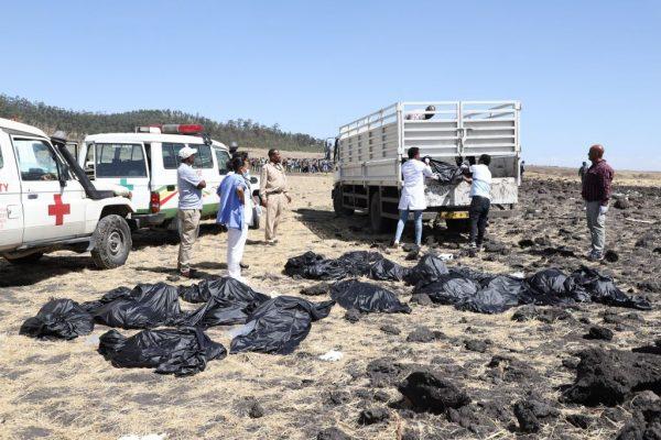 埃塞空难157死含陆港8人 美2天前曾警告勿乘飞机