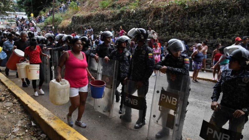 委国停电第5天医院告急 瓜伊多募得15亿国际援助