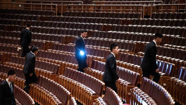 中共兩會日期確定 拒絕境外記者進京