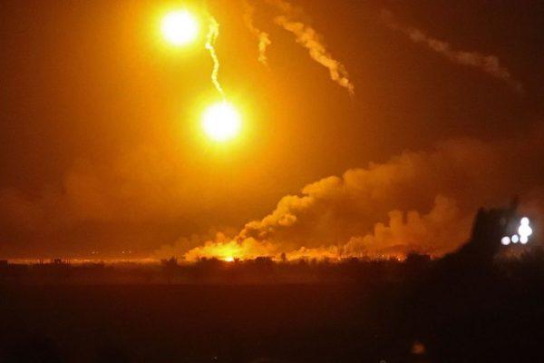 重启猛烈攻势 伊斯兰国24小时3000人投降