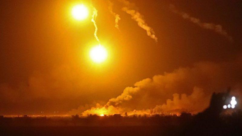 重啟猛烈攻勢 伊斯蘭國24小時3000人投降
