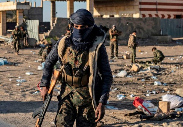 遭新一輪猛烈攻擊後ISIS傷亡慘重 3000人投降