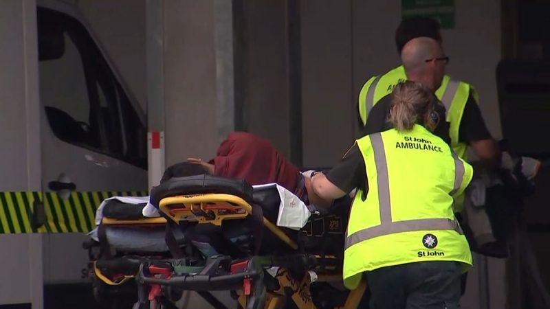 新西兰枪击案已49人死 总理:最黑暗的一天