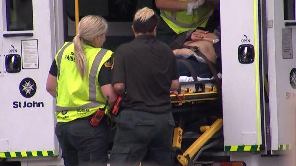 新西蘭恐襲 社交媒體:暴力在這裡沒有位置