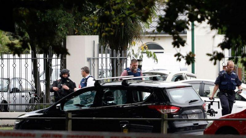 新西兰血腥枪击案 凶手自称价值观与中共最接近