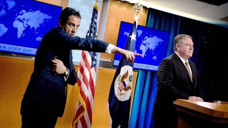 美將制裁新疆侵犯人權機構與個人 陳全國被點名