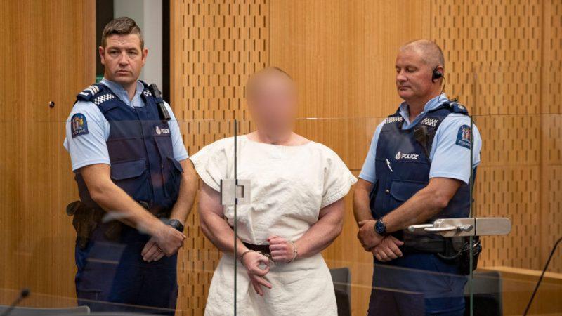 新西兰无死刑 清真寺大屠杀 枪手或逃过无期徒刑