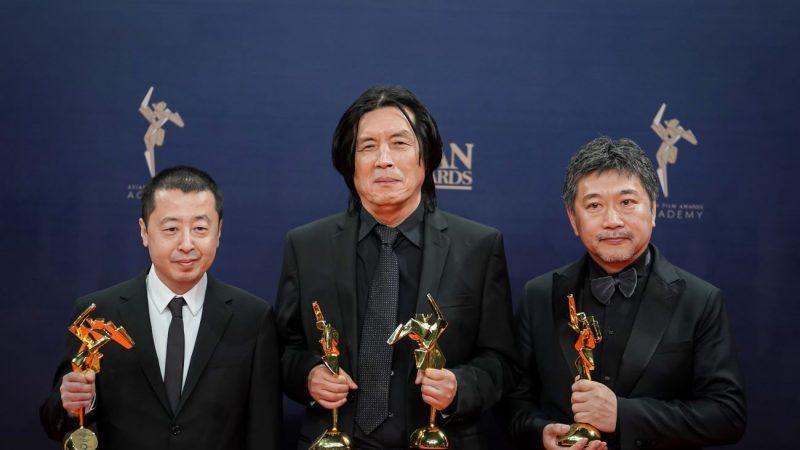 13届亚洲电影大奖揭晓 《小偷家族》摘最佳片