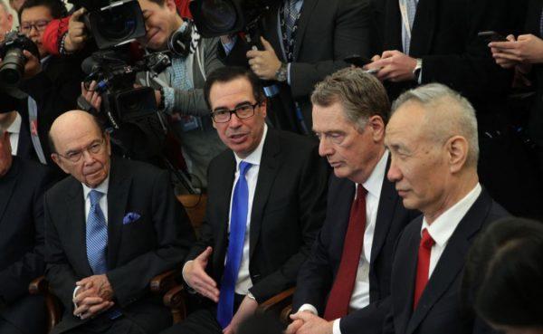 美贸易代表:北京会在关键问题上让步