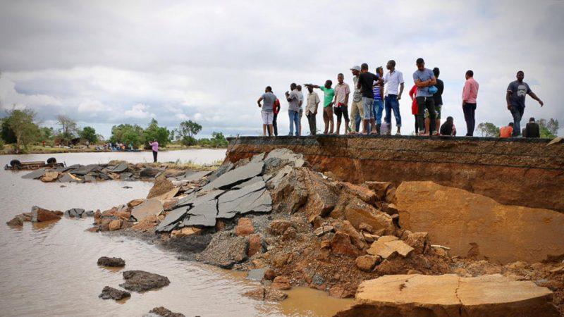 熱帶氣旋肆虐東非3國 600死逾1.5萬人失蹤