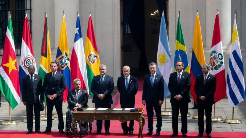 沒欠世界 巴西總統拒辦聯合國氣候大會