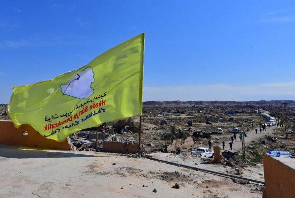 SDF奪下IS最後據點 徹底消滅「哈里發國」