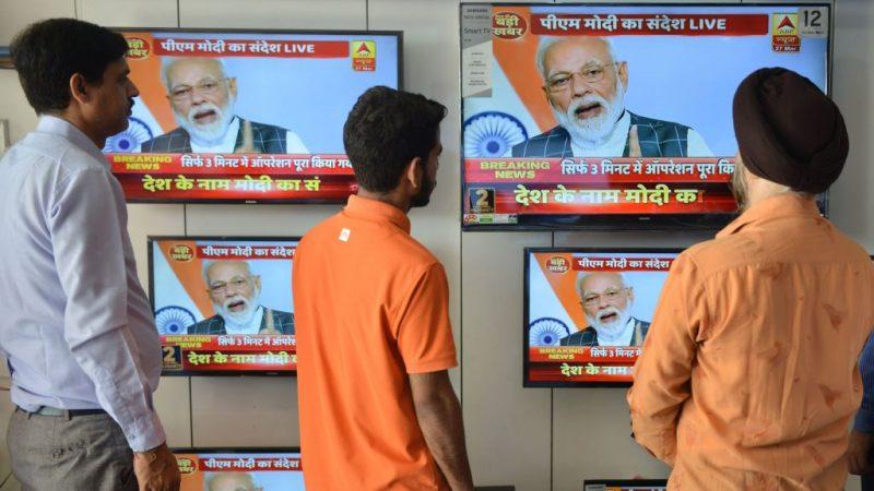 成功試射反衛星導彈 莫迪:印度晉升太空強國