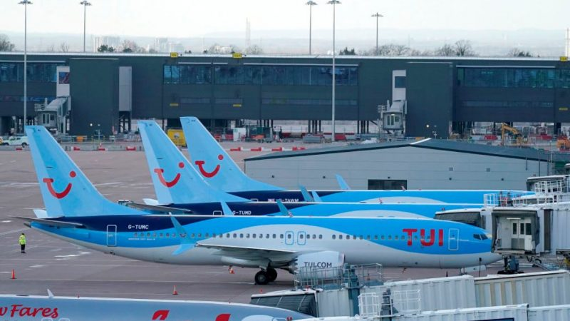 歐盟下令禁波音737 MAX 8入領空  波音股價暴跌