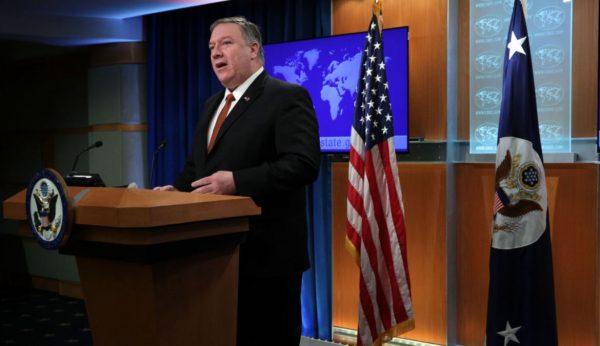 美國2018人權報告:中共侵害人權「無人可比」