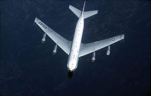 金正恩准备射远程火箭?美侦察机飞往朝鲜半岛