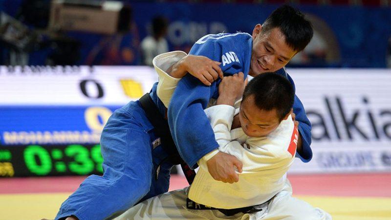中国柔道冠军举报背后遭遇种种不堪 维权6年无门