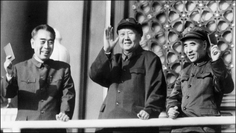 毛澤東當江青面交權 周恩來嚇得失禁