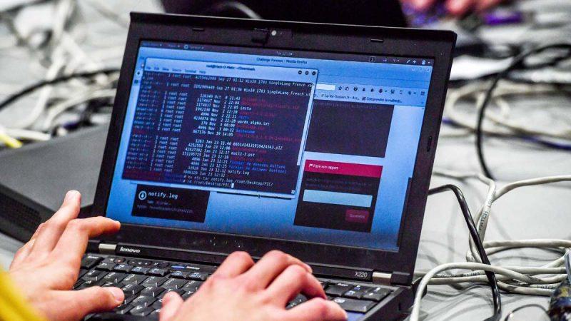 中共黑客袭击美英航天部门 美忍无可忍将先发制人