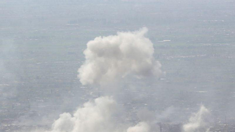 化武攻击度玛镇 调查证实:叙利亚使用氯气