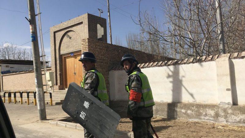 中共大肆扩建内地监狱 疑为转移新疆被关维族人