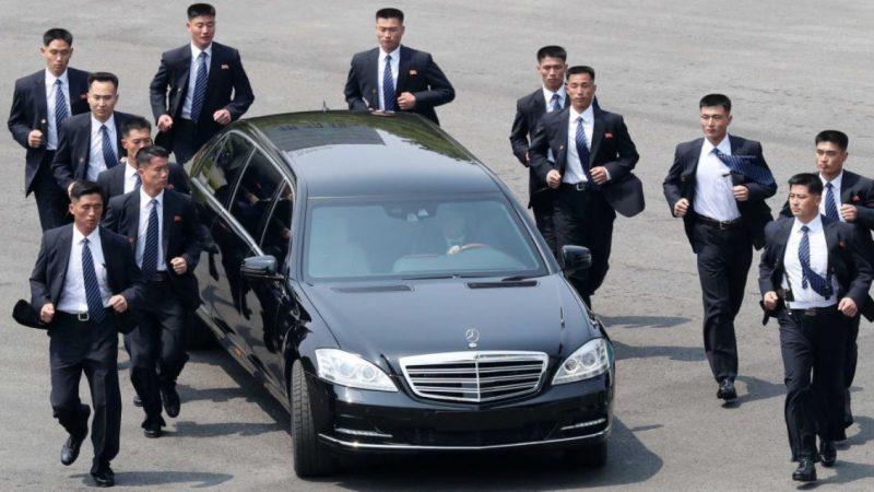 金正恩國際舞台炫豪車 聯合國要查 中共被關注