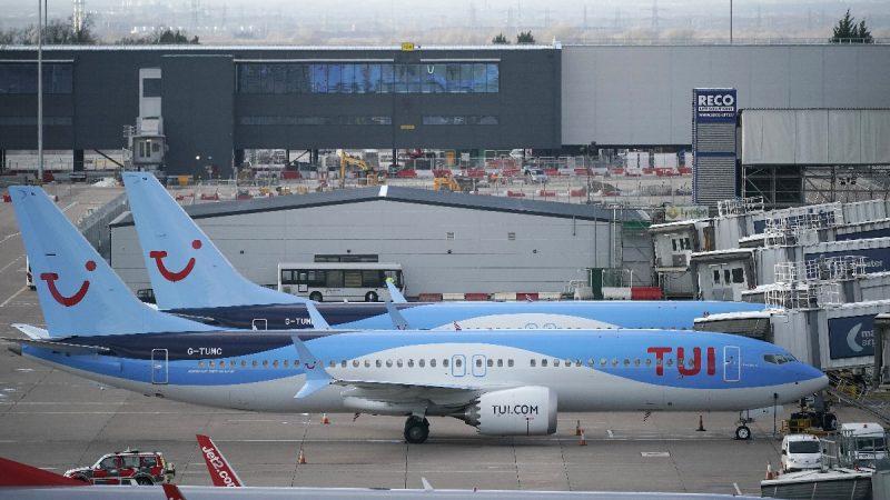 美国宣布禁令 停飞所有波音737 MAX系列客机