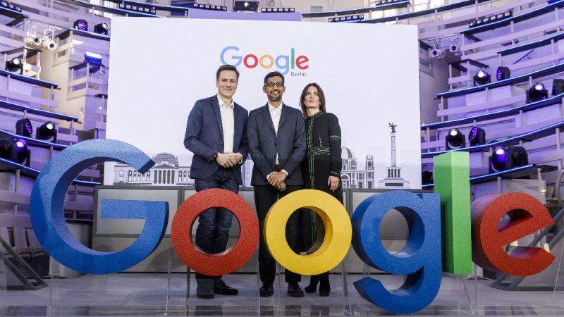 美國高級將領:谷歌直接惠及中共軍方