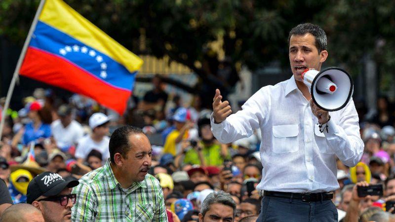 委内瑞拉局势生变 瓜伊多幕僚长被捕