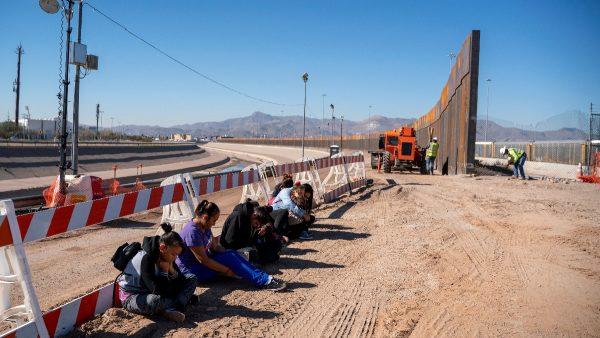 美國防部首撥10億美元 資助邊境牆建設