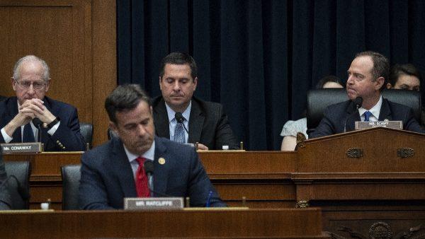 被控故意傳播假消息 眾院情報委全體共和黨要求希夫下台