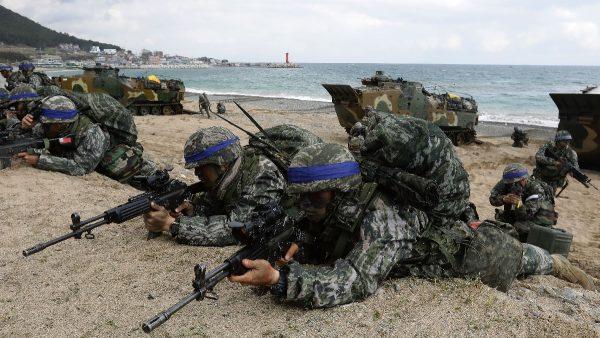 川普解释结束美韩军演 国防部配合弃核外交