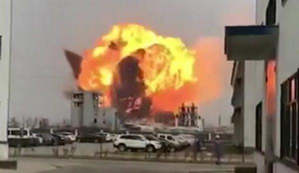 江苏爆炸案惊动中南海  应急部长诡异消失