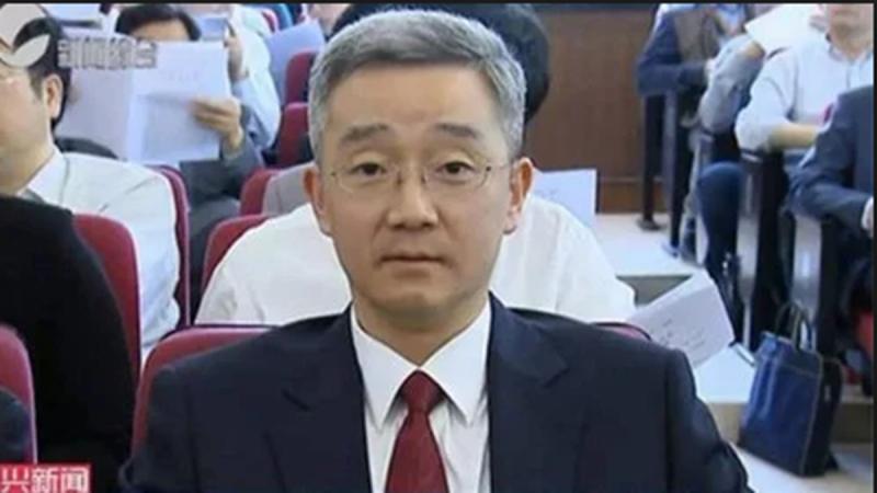 传胡锦涛之子将任西安书记 跻身副部级