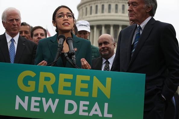 绿色新政无疾而终?美参议院立法投票获零票