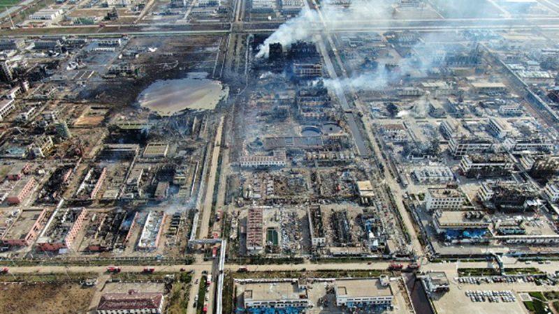 法媒:江苏爆炸习近平发威 各省官员紧急站位