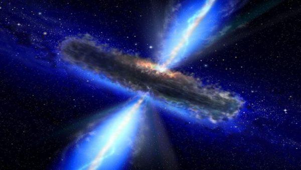 最新發現:130億光年外 有100個超大黑洞