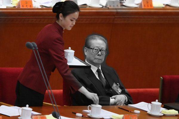 """陈思敏:两会闭幕打""""下山虎""""牵出江泽民丑闻"""