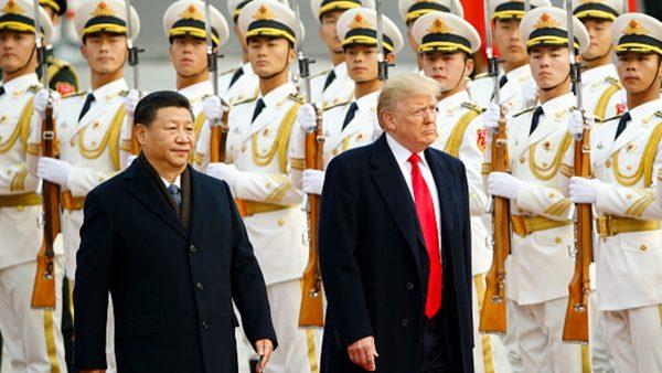 分析:贸战打出两大阵营 全球面临选边站队